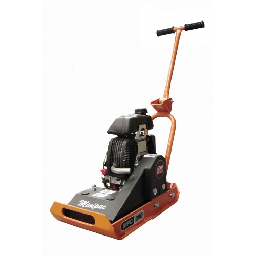 Belle Minipac 300 Lightweight Plate Compactor with Honda Petrol Engine 300 x 470mm