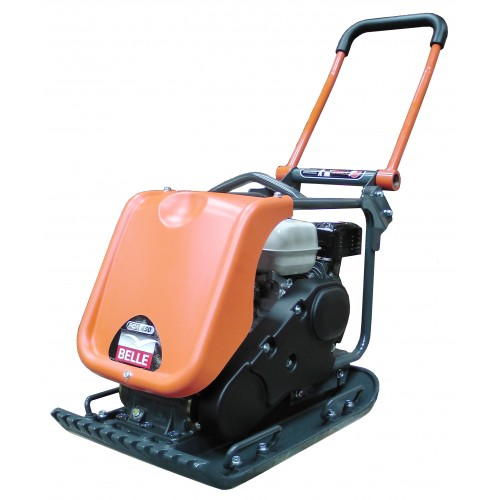 Belle PCX450 Low Vib Plate Compactor with Honda Petrol Engine 450 x 696mm