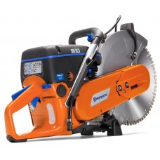 "Husqvarna K760 300mm (12"") OilGuard Power Cutter c/w Diamond Blade"