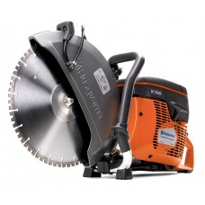"Husqvarna K760 350mm (14"") Power Cutter c/w Diamond Blade"